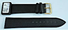 22 мм Кожаный Ремешок для часов CONDOR 123L.22.02 Коричневый Ремешок на часы из Натуральной кожи удлиненный, фото 2