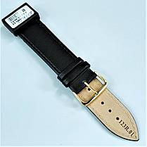 22 мм Кожаный Ремешок для часов CONDOR 123L.22.02 Коричневый Ремешок на часы из Натуральной кожи удлиненный, фото 3