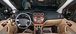Ford Connect 2010-2014 рр. Накладки на панель (великий комплект) Дерево