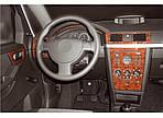 Накладки на панель Дерево для Opel Meriva (2002-2010)