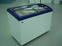 Морозильный ларь Juka с гнутым стеклом M200 S