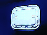 Volkswagen Caddy 2010-2015 рр. Накладка на лючок баку (нерж) OmsaLine - Італійська нержавійка