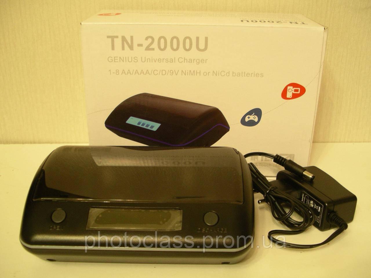 Tensai TN-2000U для заряда AA/AAA/C/D/9V Ni-MH/Ni-Cd аккумуляторов