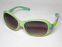 Очки солнцезащитные детские зеленый  32_2_10a5