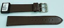 22 мм Кожаный Ремешок для часов CONDOR 283.22.02 Коричневый Ремешок на часы из Натуральной кожи, фото 2