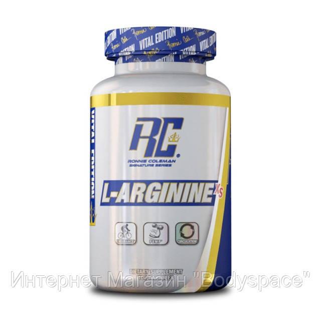 Ronnie Coleman, Аргинин L-Arginine, 100 капсул