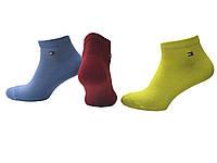 Носки мужские короткие летние сетка спорт Tommy, фото 1