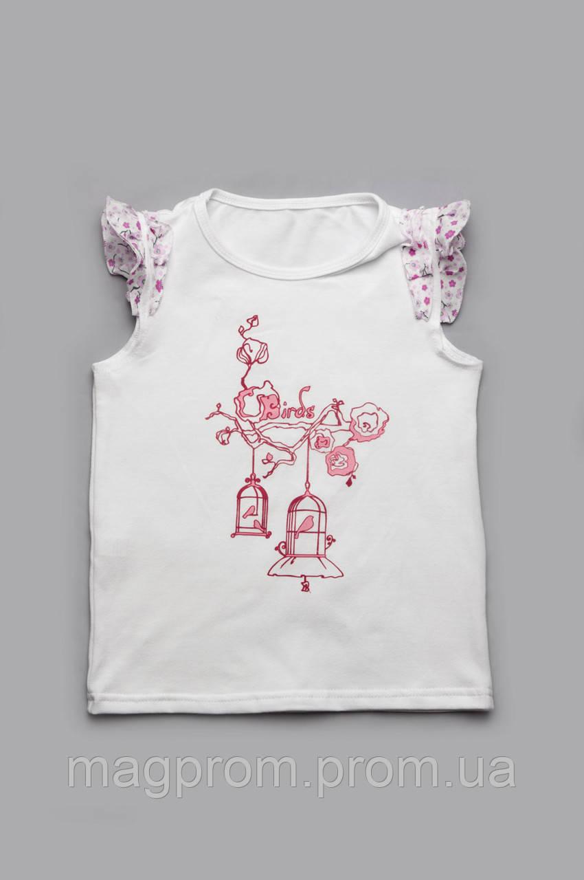 Детский топ для девочки (рост 92-122см) ( КАР 03-00518-0 )