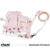 Платье-шлейка Pink Bow