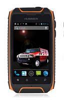 Защищенный телефон HUMMER H1+ IP67 / 2800 мАч / 5 Мп