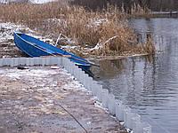 Укрепление берегов рек, озер, прудов   +38(098)497-80-09