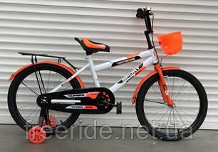 Детский велосипед TopRider 804 12'', фото 2