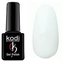 Гель-лак Kodi Professional 8мл, белый
