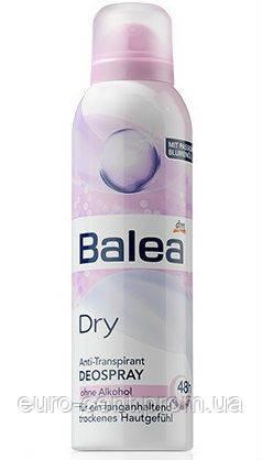 Дезодорант (спрей) сухость Balea Deospray Dry
