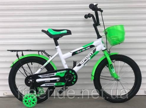 "Детский велосипед TopRider ""804"" 14"