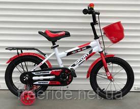 "Детский велосипед TopRider ""804"" 14, фото 2"
