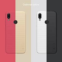 Чехол пластиковая накладка Nillkin для Xiaomi Mi 9 SE (Special Edition) (Сяоми (Ксиаоми, Хиаоми) )
