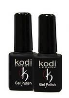 Гель-лак Kodi Professional 8мл, набор черный+белый