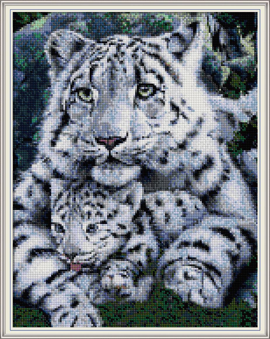 Набор Алмазная вышивка Материнская забота D0012