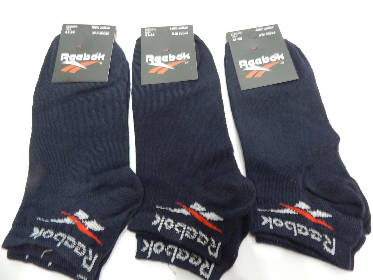 Мужские носки демисезонные  Reebok р.41-44 036NM