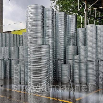 Изготовление воздуховодов прямоугольных 0,55 мм, фото 2