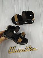 Боссоножки сандали на мальчика 30 (18,7 см)