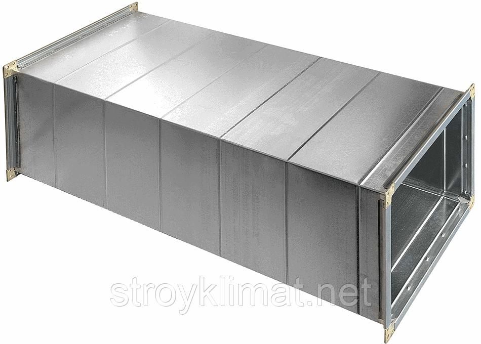 Изготовление воздуховодов прямоугольных 0,55 мм