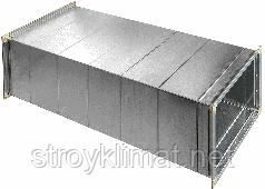 Изготовление воздуховодов прямоугольных 0,7 мм