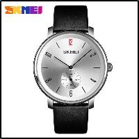 Спортивные часы Skmei 1398 серебро водонепроницаемый (5АТМ), фото 1