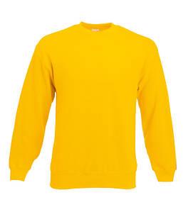Мужской пуловер S, 34 Солнечно Желтый