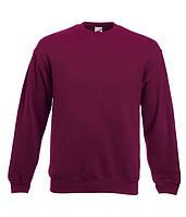 Мужской пуловер S, 41 Бордовый
