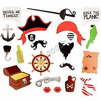 Фотобутафория для фотосессии Пират (f-22pirat)