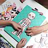 Игровой набор пазл для детей Анатомия, Mideer , фото 7