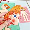 Игровой набор пазл для детей Анатомия, Mideer , фото 4