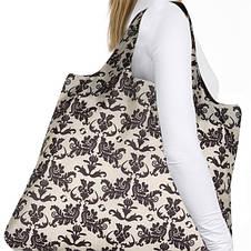 Cумка шоппер Envirosax тканевая женская модная авоська ET.B5 сумки женские, фото 3