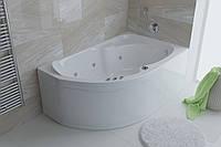 Ванна акриловая угловая Nabucco 170*105 см ассиметричная