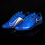 Сороконожки Nike Phantom (синие), фото 2