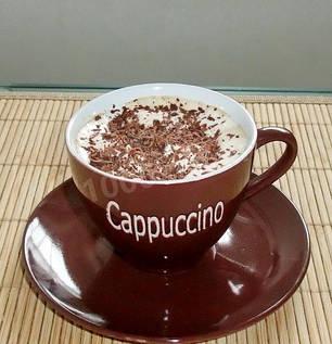Шоколад, Капучино