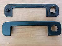 Накладка ручек двери наружная передняя Audi 100 A6 C4 91-97г