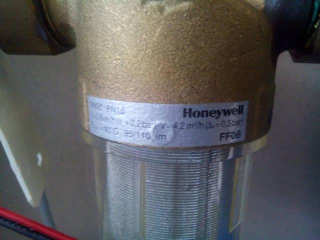 Самопромывной сетчатый фильтр - промытый и очищенный