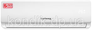 Кондиционер Luberg LSR-07HD DELUXE 2019, фото 3