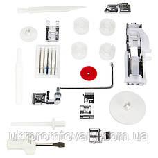 Швейная машинка электромеханическая Janome Decor Excel II 5024, фото 3