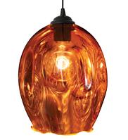 Светильник подвесной METEOR COPPER 021.014.00010  Е27 Код.59571