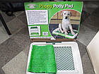 Туалет для собак и кошек Puppy Potty Pad, фото 5