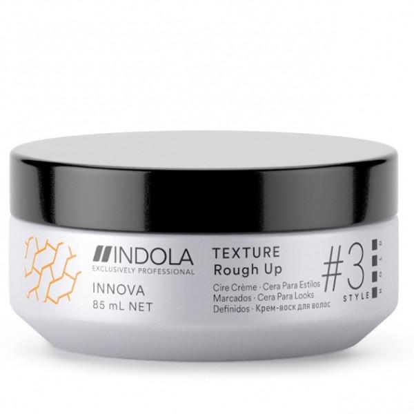 Текстурирующий крем-воск для волос Indola Innova Texture Rough Up,85 мл