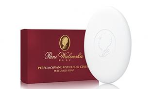Pani Walewska парфюмированное крем мыло 100 гр  Ruby