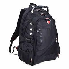 Швейцарський міський рюкзак SwissGear 8810 з AUX