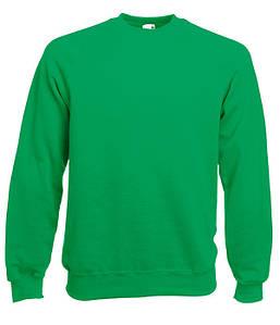 Чоловічий реглан L, 47 Яскраво-Зелений