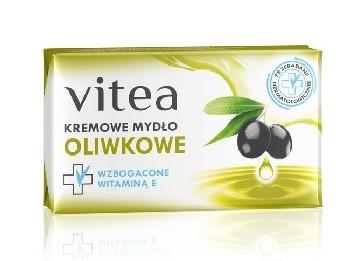 Vitea крем-мыло 100 гр Oliwkowe (оливковое)