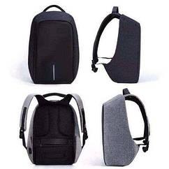 Рюкзак Bobby Протикрадій чорний з USB портом